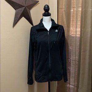 Women's Adidas Black Techfit Jacket